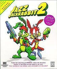 Jazz Jackrabbit 2 (PC, 1998)