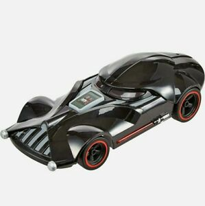Hot Wheels Star Wars R/C Darth Vader Remote Control Car Vehicle Mattel CHOP
