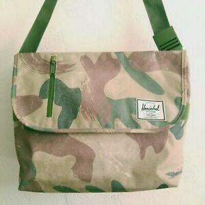 Herschel Supply Company Grade Messenger Shoulder Bag Odell Brushed Camo