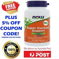 NOW Foods, Super Cortisol Support, Relora Healthy Adrenal Response, 90 Veg Caps