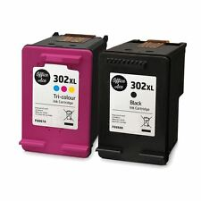 Black & Colour 302 XL Ink Cartridges - for HP Envy 4520