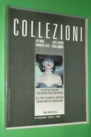 Revista Raro Collezioni Donna N.6 Spring/Summer 1988 Moda Diseñador By Diseñador
