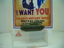 Ho Us Army Tank #4008 M 47 General Patton Ww Ii Us Army Tank