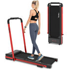 Treadmill Electric Motorized 2.25HP 2in1 Folding Running Machine Fitness Machine
