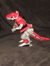 "10"" Red T-Rex Zord Imaginext Mattel CJP64 Mighty Morphin Power Rangers 2015"