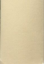 14ct AIDA Fabric, Cross Stitch Material ~ Buttermilk / Cream