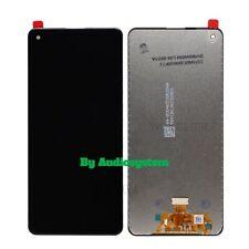 DISPLAY LCD +TOUCH SCREEN SAMSUNG GALAXY A21S SM-A217 SCHERMO VETRO NERO