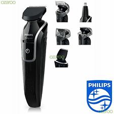 Philips 6-In-1 Mens Grooming Kit, Beard, Nose, Hair Clippers, Stubble Trimmers