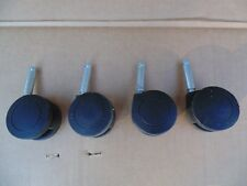 Philips branded Hostess trolley replacemant casters for models HL6131 HO102 110