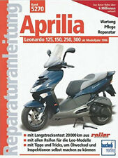 Reparaturanleitung Aprilia Leonardo 125 150 250 300 Wartungshandbuch Wartung