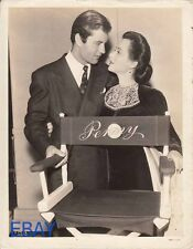 Hedy Lamarr George Montgomery VINTAGE Photo Crossroads