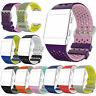 Ersatz Sport Silikon Armband Uhrenarmband Band Straps für Fitbit Ionic Watch