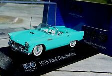 1:43 Minichamps 1955 Ford Thunderbird, 100 Years of Ford Heart and Soul