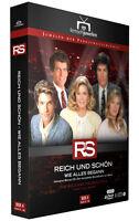 Reich und Schön - Box 4 - Staffel 4 (ähnl. California Clan) - Fernsehjuwelen DVD