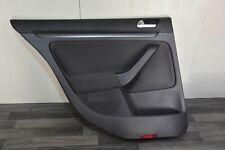 VW Golf 5 V & Variant (1K5) Türverkleidung mit Schalter Hinten Links 1K9867211AG