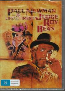 The Life and Times of Judge Roy Bean DVD Paul Newman New Plays Worldwide