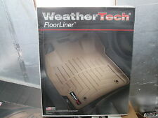 Weathertech Tan 2nd Row Floor Liner Floorliner Chevy Silverado 2500 3500 455422