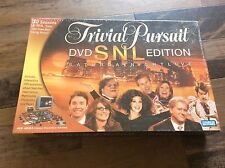 Trivial Pursuit DVD SNL edition Sealed 2004 Parker Brothers Saturday Night Live