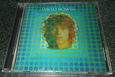 DAVID BOWIE-S/T aka SPACE ODDITY-CD 2015-REMASTERED-NEW & SEALED