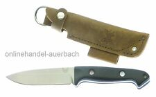 BENCHMADE 162 Buschcrafter Sibert Messer Outdoormesser Bushcraft