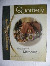 Dept. 56 Spring 1998 Quarterly Magazine Historical Edition