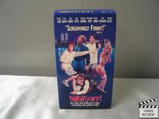 Noises Off (VHS, 1992) Michael Caine Carol Burnett John Ritter Christopher Reeve