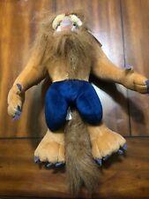 "Disney On Ice Beauty And The Beast Plush Stuffed Doll Toy Animal 15"""