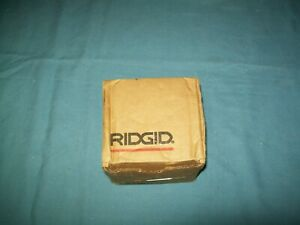 "New RIDGID 37400 12-R Alloy Complete Diehead Manual Right Hand Threader 1"" NPT"