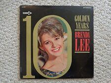 Brenda Lee's Golden Years LP Decca, DL 74757  (#2150)