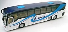 Teamsterz 1:50 Scale White Airport City Coach Bus Die Cast Vehicle Kids Toy