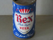Rex. Beer. Solid. Colorful. Maier. Flat Top