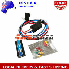 Universal Electric Radiator Cooling Fan Relay Kits Thermostat Temperature Switch