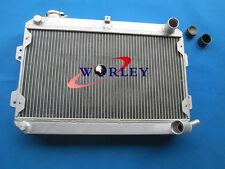 Aluminum Radiator For MAZDA RX7 SERIES 1 2 3 S1 S2 S3 SA/FB MANUAL 1979-1985