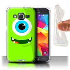 Étuis, housses et coques verts Samsung en silicone, caoutchouc, gel pour téléphone mobile et assistant personnel (PDA)