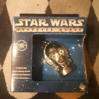 Star Wars C3P0 Robot Quality Gold Plated Pin Badge