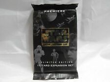 STAR WARS CCG PREMIERE WHITE BORDER SEALED BOOSTER PACK OF 15 CARDS
