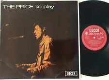"ALAN PRICE SET ""THE PRICE TO PLAY"" RARE 1966 ORIG ffrr DECCA LK.4839 UK LP EX/EX"
