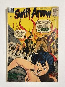 Swift Arrow #2 G+ 1957 Ajax Comic  Western