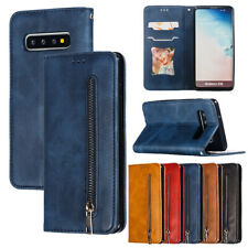 Case For Samsung Galaxy S8 S9 S10 Note 10 PU Leather Wallet Book Phone Cover