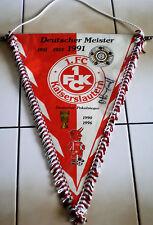 Fußball-Fan-FC Kaiserslautern 2. Bundesliga-Fahnen/- Wimpel der 1.