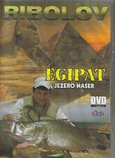 Ribolov DVD Egipat Jezero Naser Avantura Dokumentarni Best Film Video