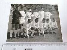 VALENCIA CF, 1960'S ORIGINAL TEAM PHOTO