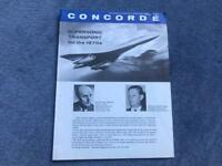 Aeroplane and Commercial Aviation News Concorde Special September 10th 1964 Rare
