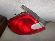 Driver Rear Tail Light 00 01 02 Plymouth Neon White 4 Dr 2.0 OEM