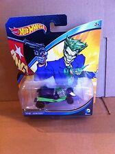 HOT WHEELS DIECAST- DC COMICS - The Joker - Combined Postage