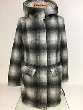 NWT Madden Girl Faux Fur Jacket Size S