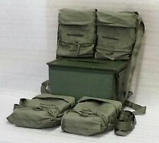 4 Lake City M249 SAW Packs in PA108 Ammo Can (BLK #2 2nd)