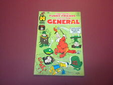 SAD SACK'S FUNNY FRIENDS featuring THE GENERAL #64 Harvey Comics 1966 G.BAKER