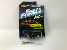 Honda S2000 * BLACK * Hot Wheels Fast & Furious * Q4