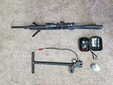 Custom Modded Fully Shrouded Gamo Urban .22 PCP Ready To Shoot Kit!
